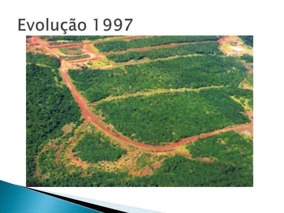 Evolução 1997