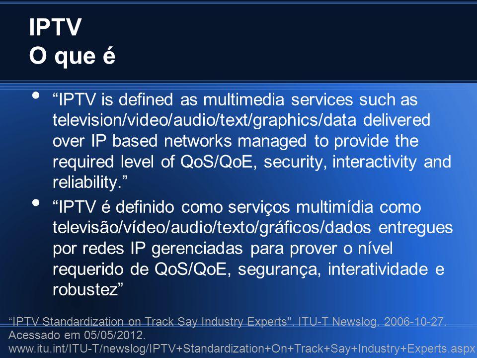 IPTV O que é