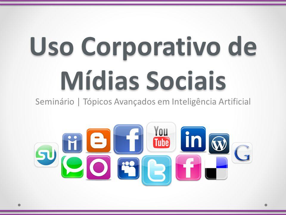Uso Corporativo de Mídias Sociais