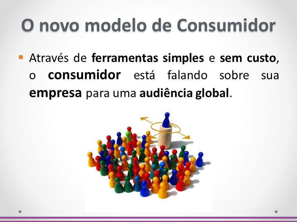 O novo modelo de Consumidor