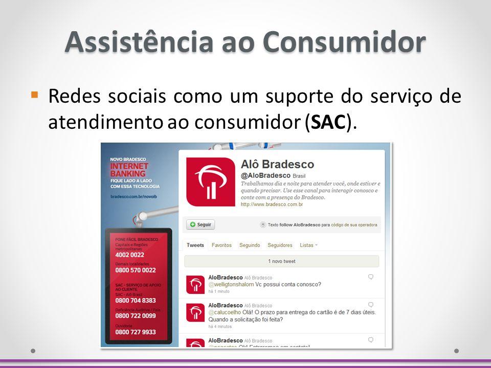 Assistência ao Consumidor