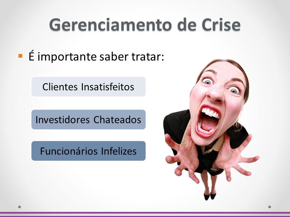 Gerenciamento de Crise