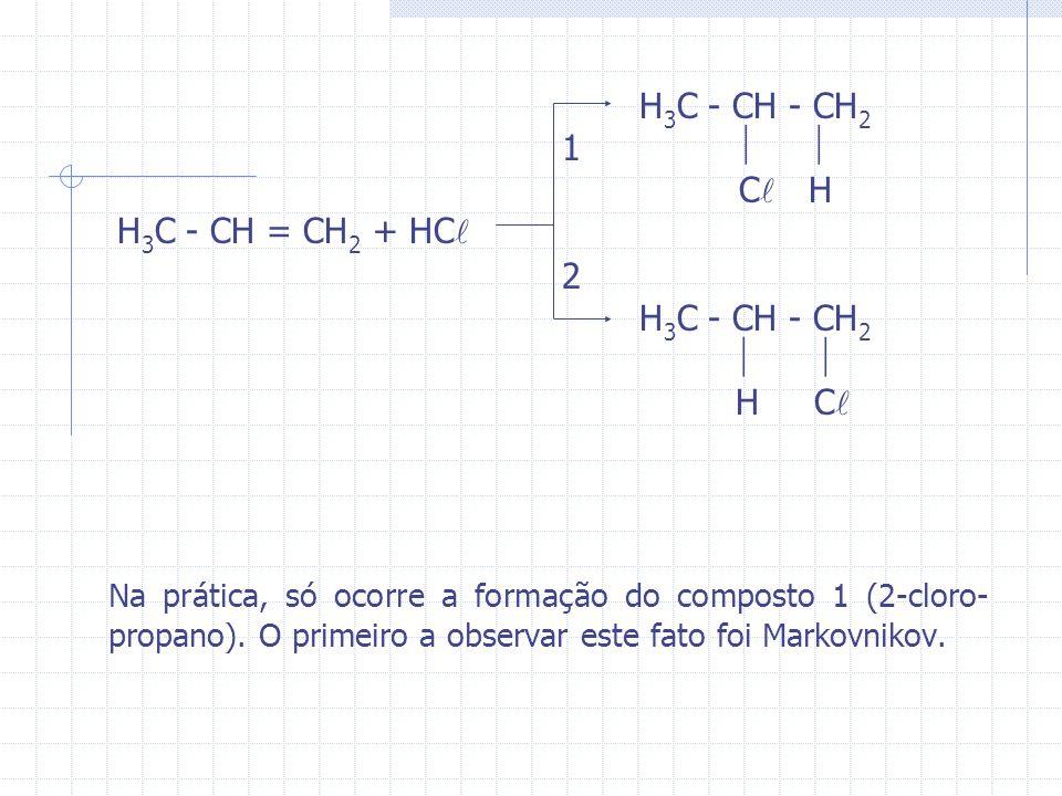 H3C - CH - CH2 1   C H 2   H C H3C - CH = CH2 + HC