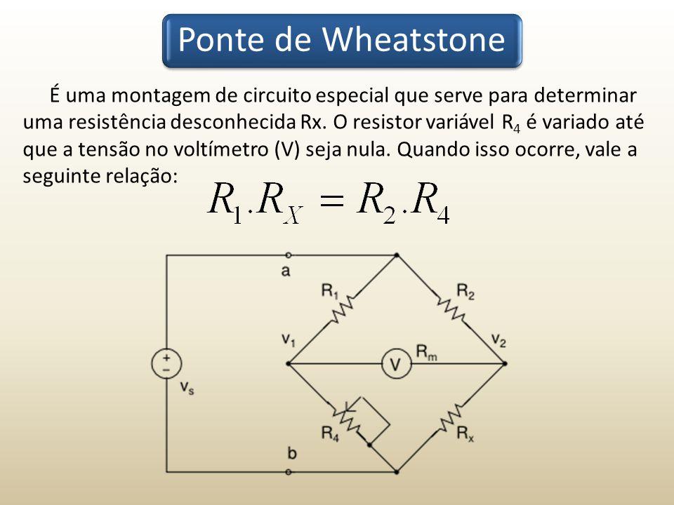 Ponte de Wheatstone