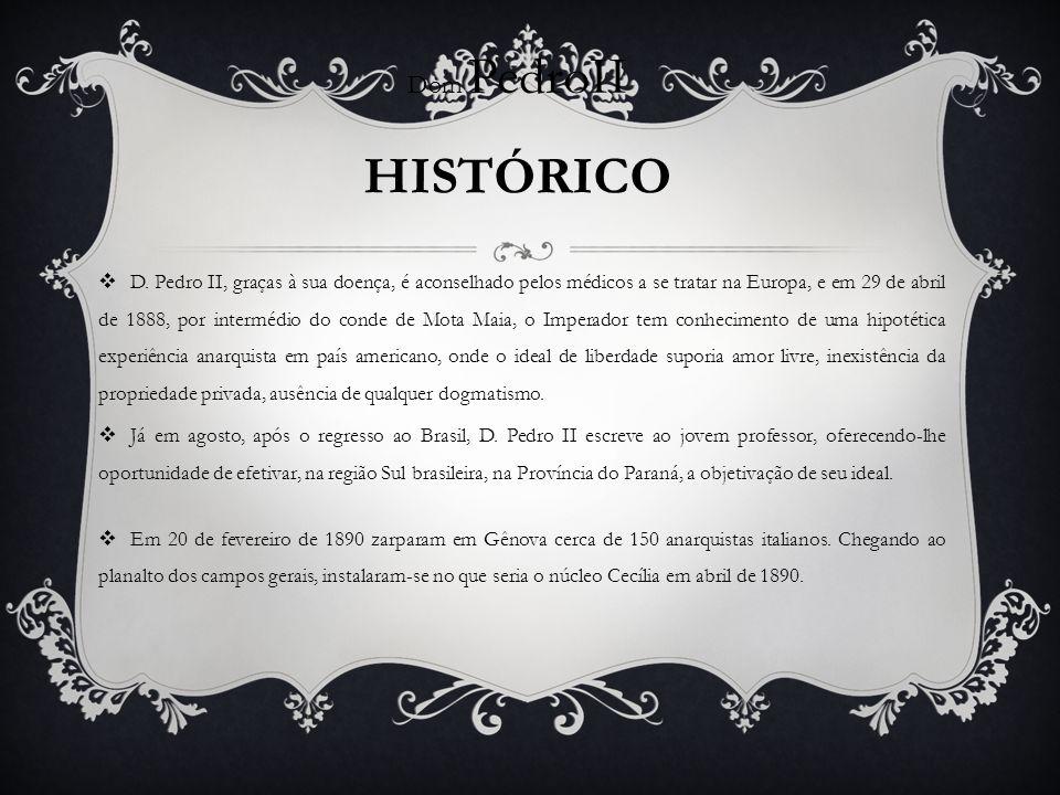Dom PedroII HISTÓRICO.