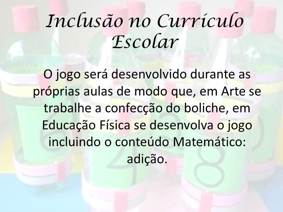 Inclusão no Currículo Escolar