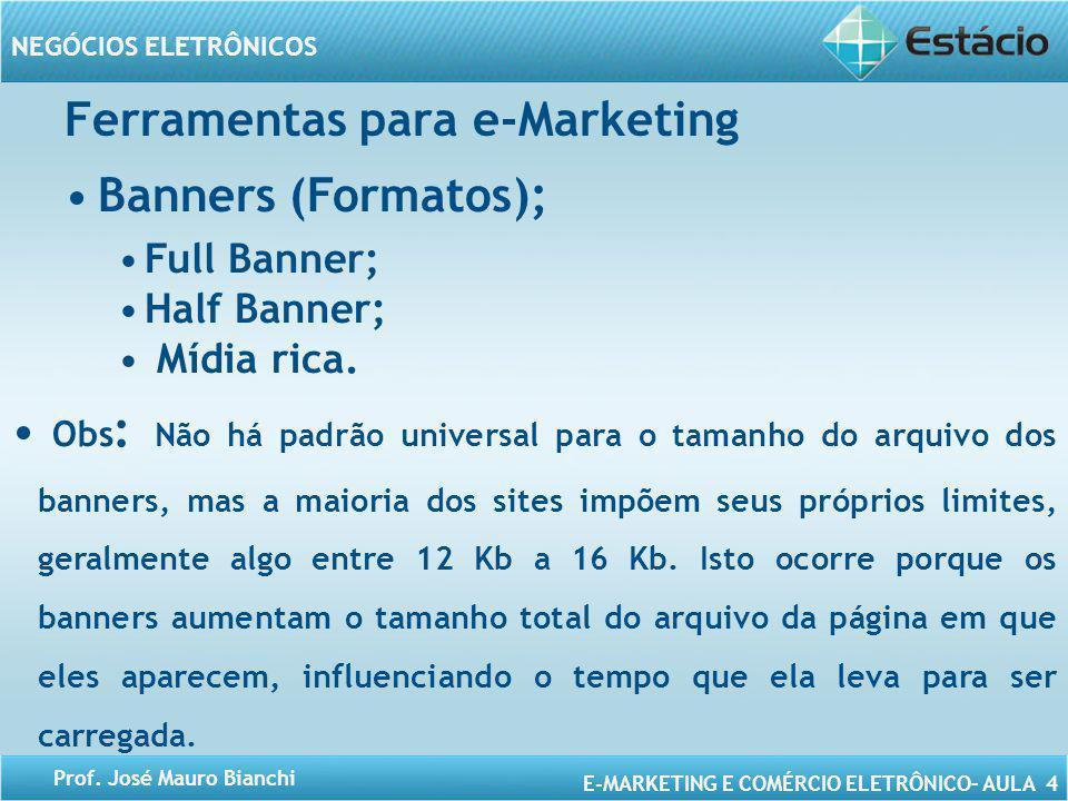 Ferramentas para e-Marketing