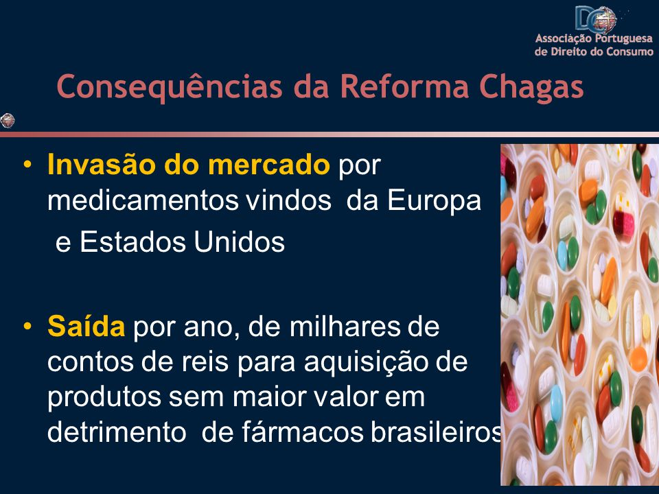 Consequências da Reforma Chagas