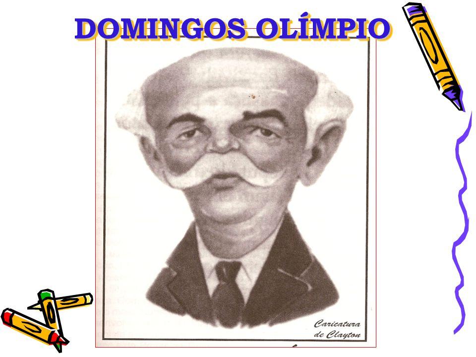 DOMINGOS OLÍMPIO