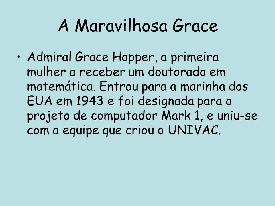 A Maravilhosa Grace