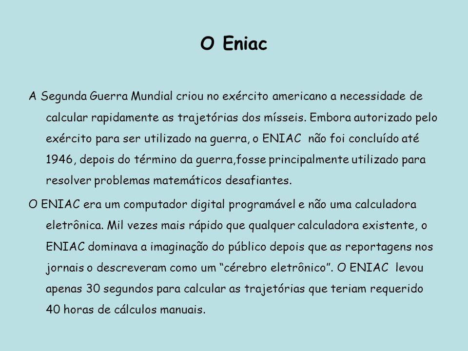 O Eniac