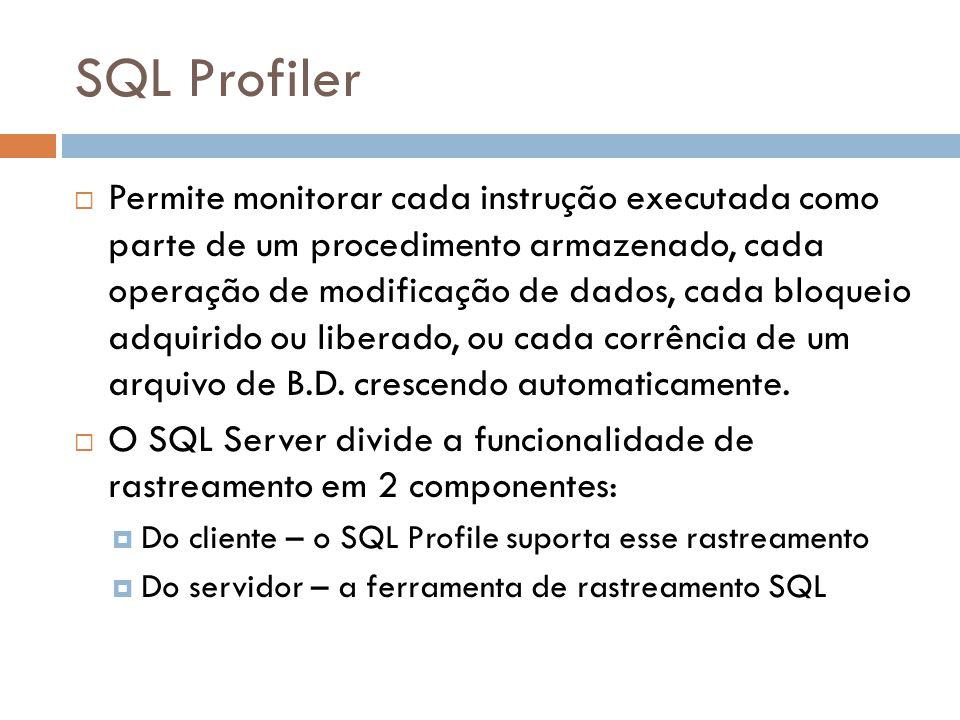 SQL Profiler