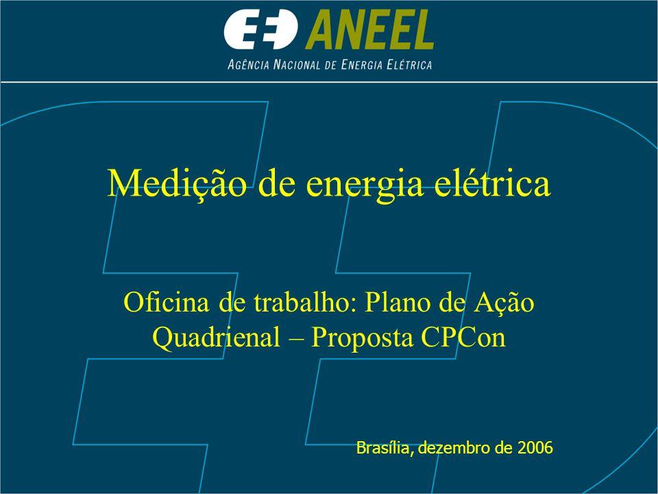 Medição de energia elétrica