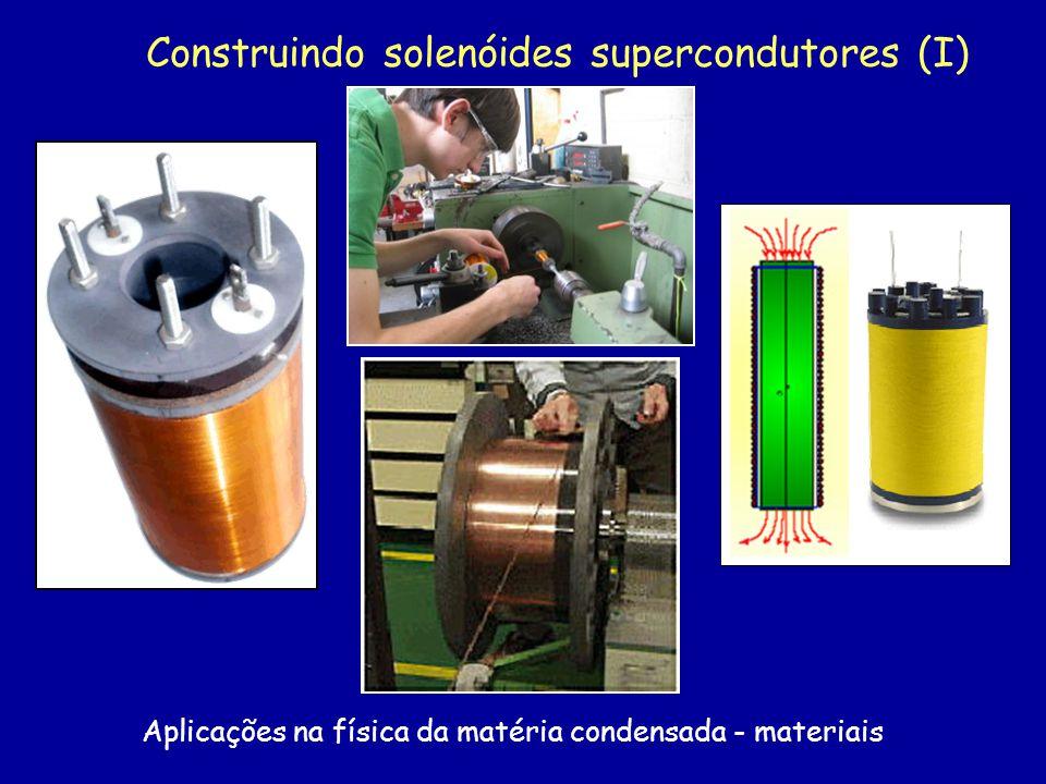 Construindo solenóides supercondutores (I)