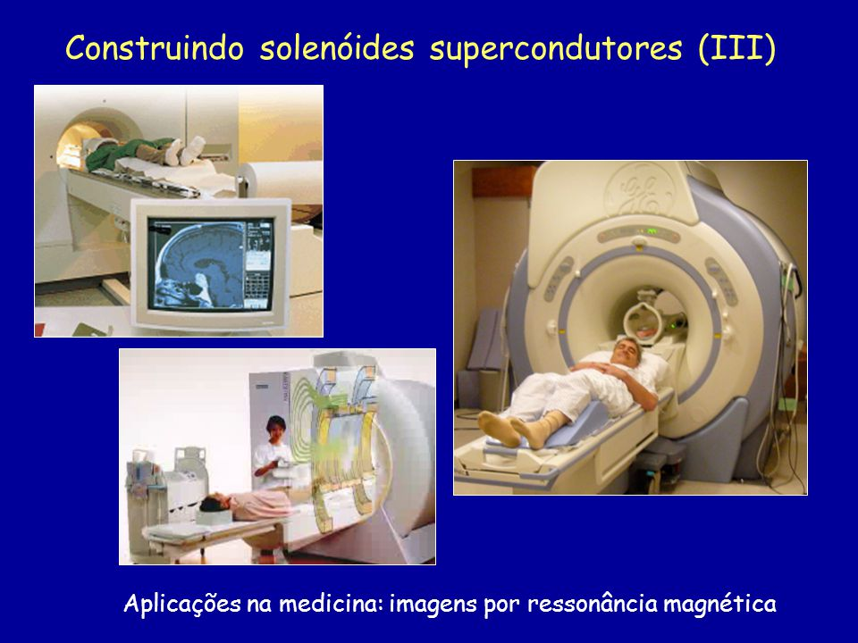 Construindo solenóides supercondutores (III)