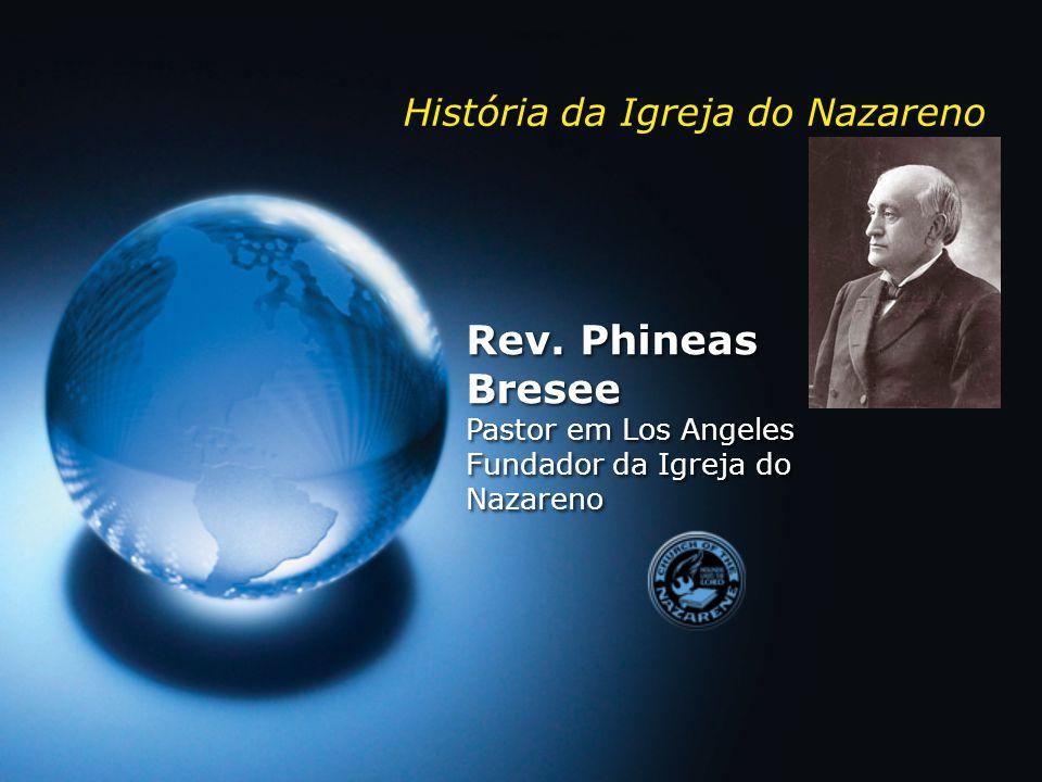 História da Igreja do Nazareno