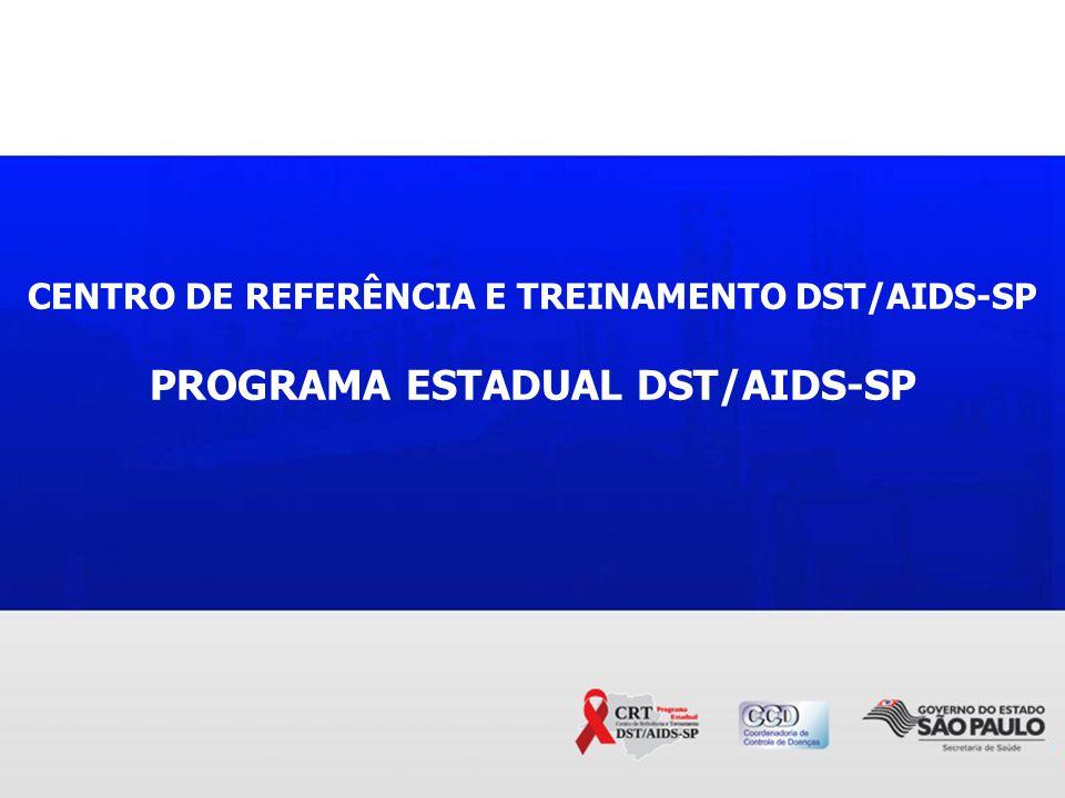 PROGRAMA ESTADUAL DST/AIDS-SP
