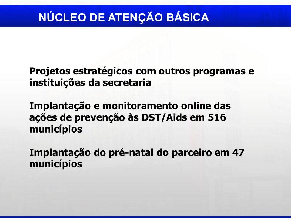 NÚCLEO DE ATENÇÃO BÁSICA