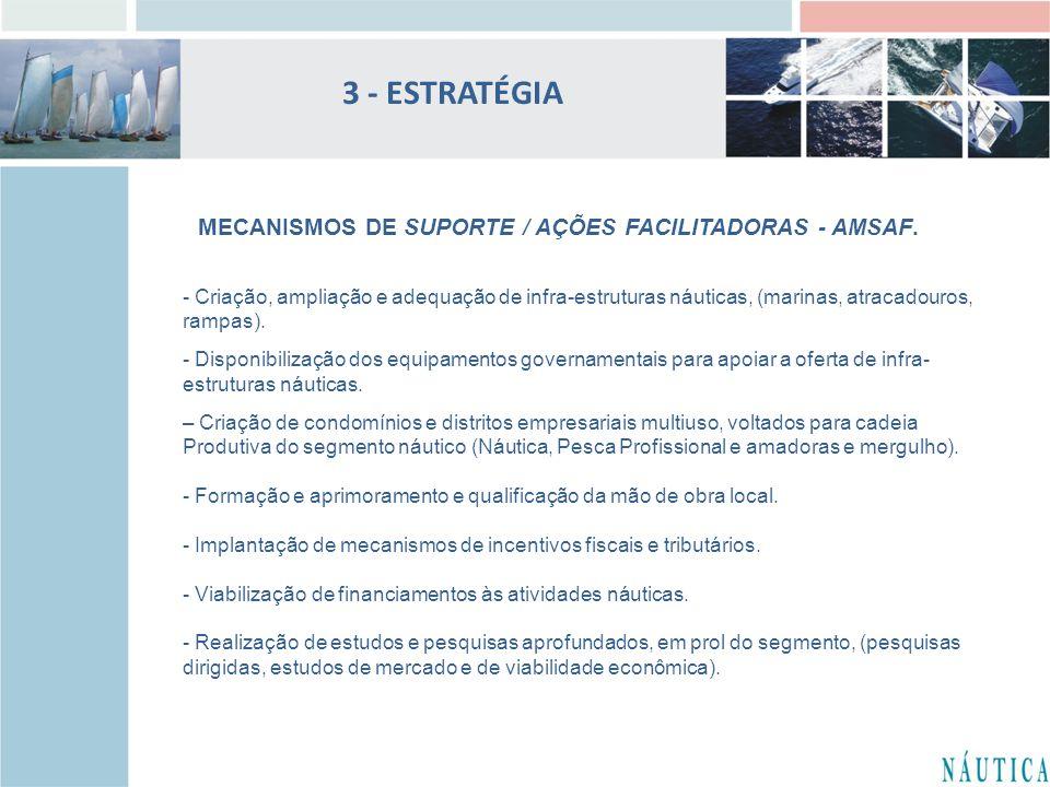 3 - ESTRATÉGIA MECANISMOS DE SUPORTE / AÇÕES FACILITADORAS - AMSAF.