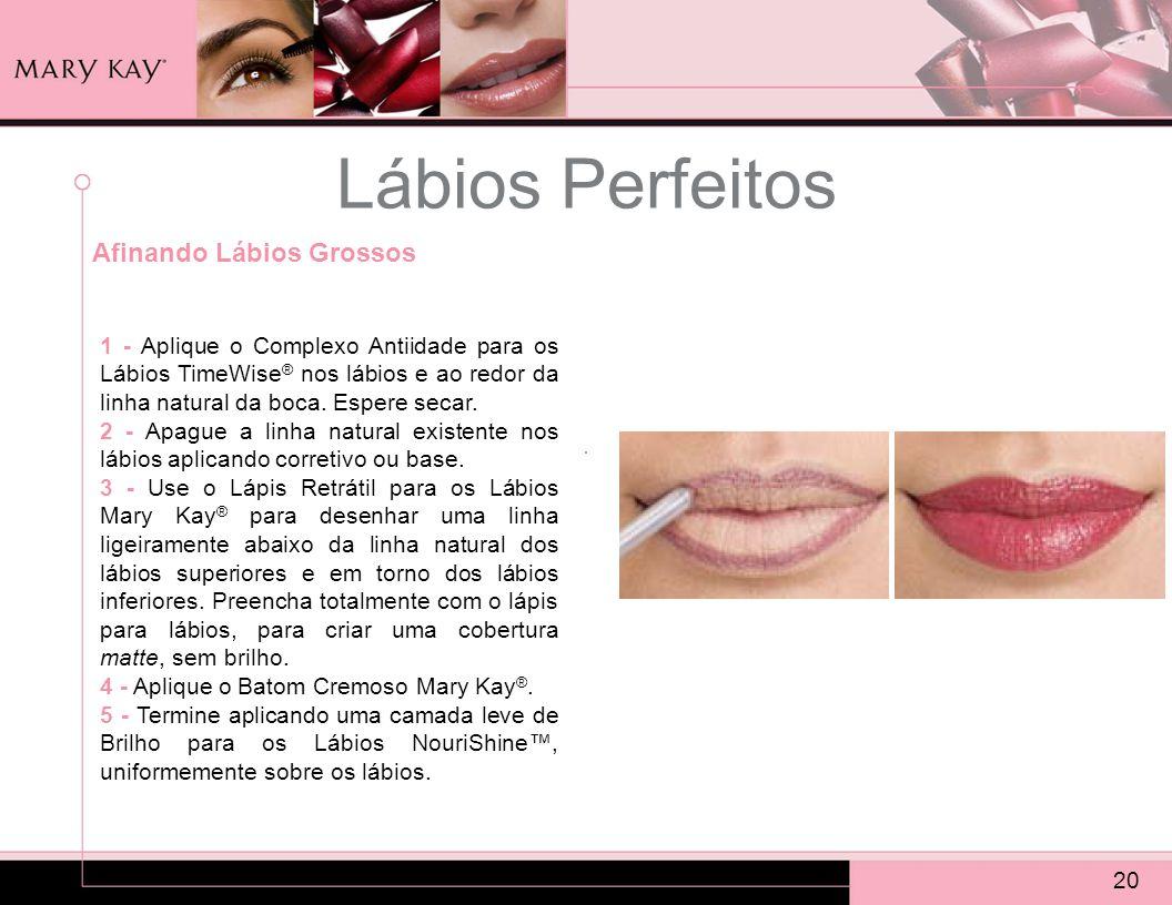 Lábios Perfeitos Afinando Lábios Grossos