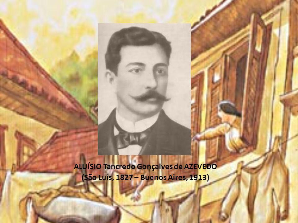 ALUÍSIO Tancredo Gonçalves de AZEVEDO