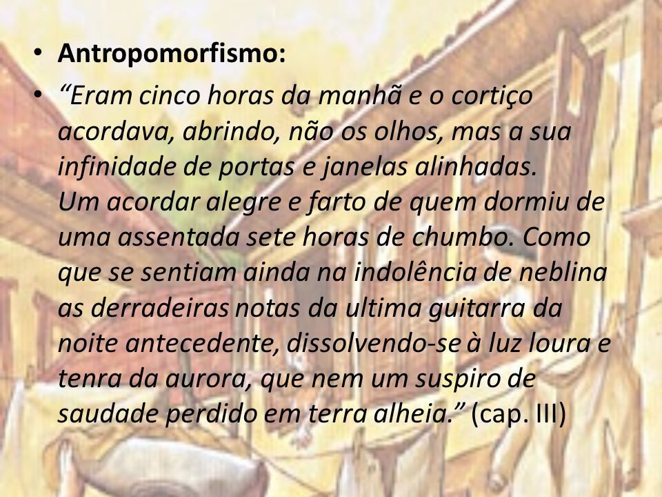 Antropomorfismo:
