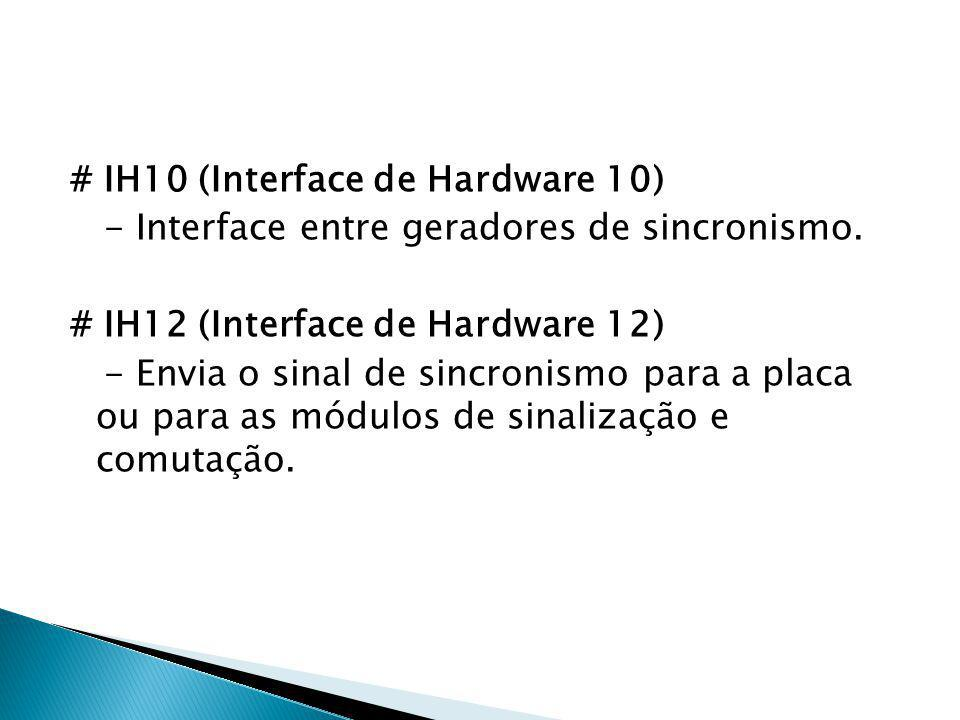 # IH10 (Interface de Hardware 10)