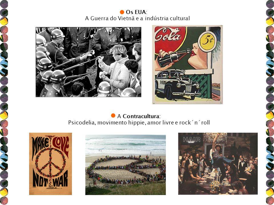 A Guerra do Vietnã e a indústria cultural