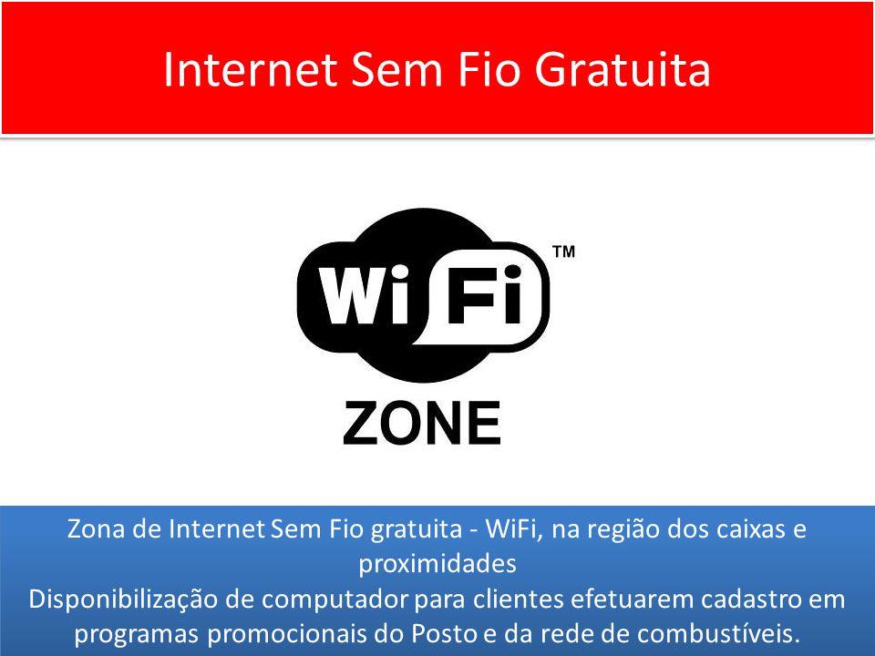 Internet Sem Fio Gratuita