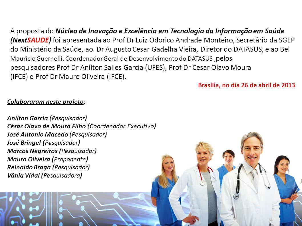 (IFCE) e Prof Dr Mauro Oliveira (IFCE).