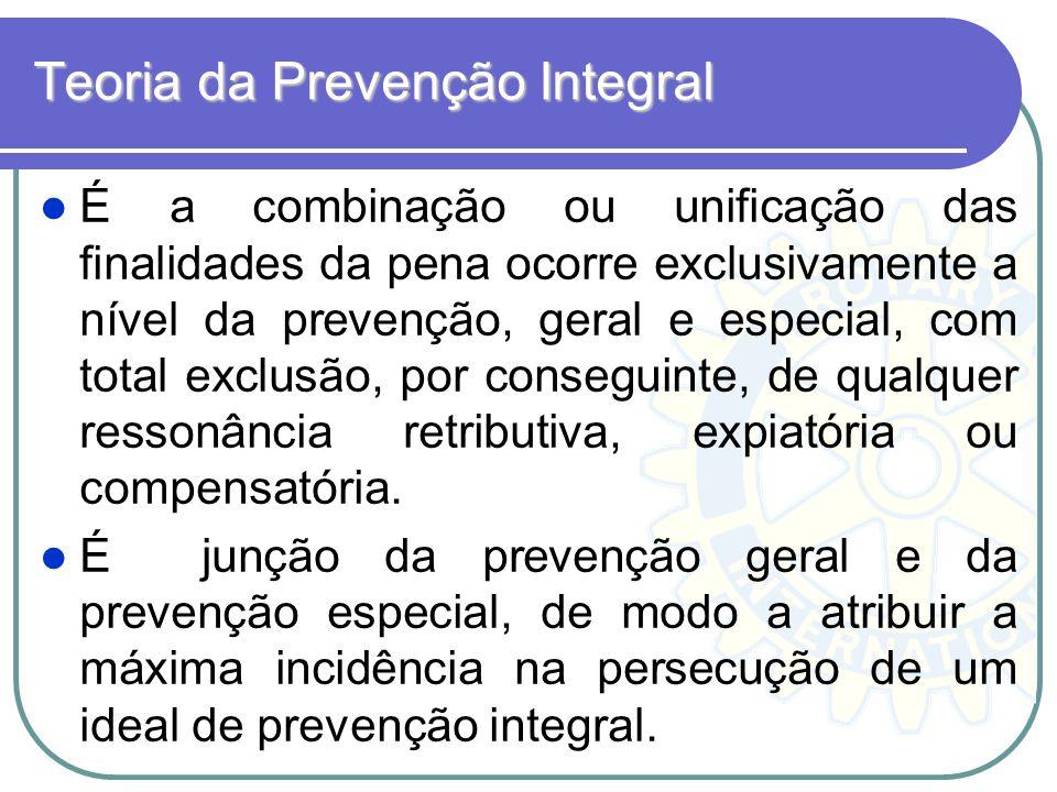 Teoria da Prevenção Integral