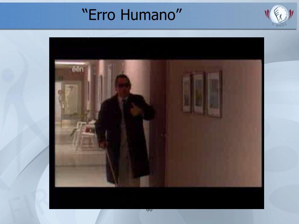 Erro Humano
