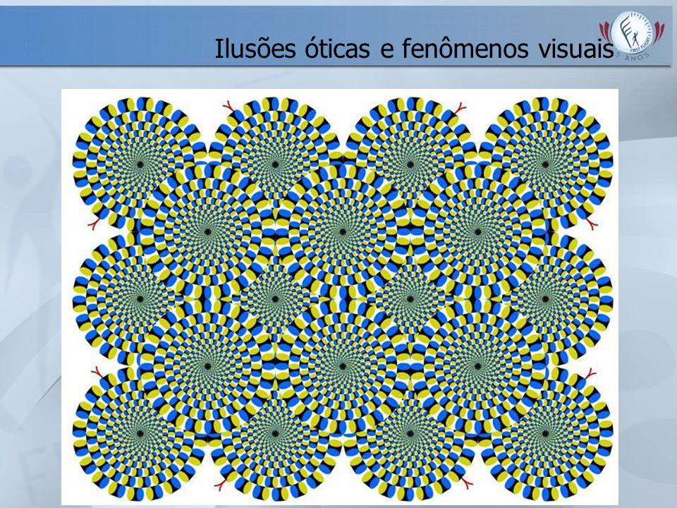 Ilusões óticas e fenômenos visuais
