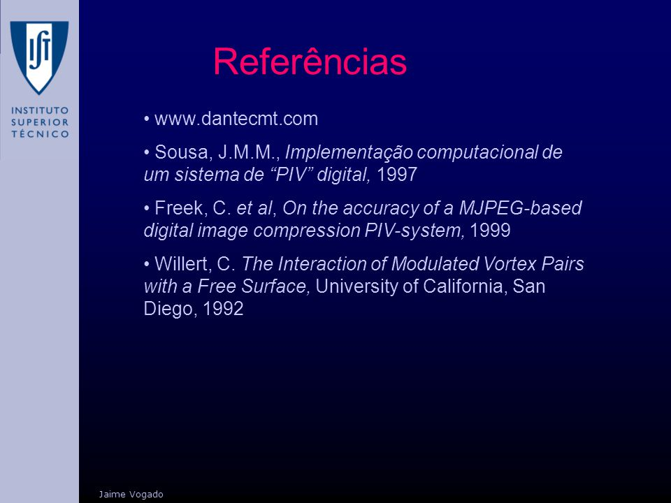 Referências www.dantecmt.com