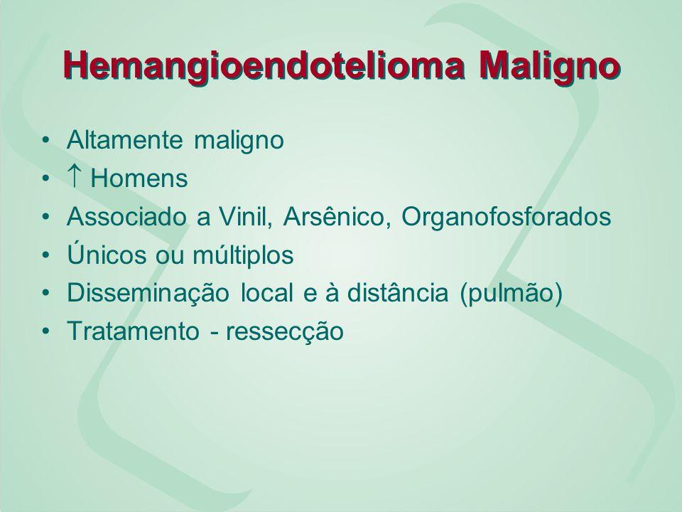 Hemangioendotelioma Maligno