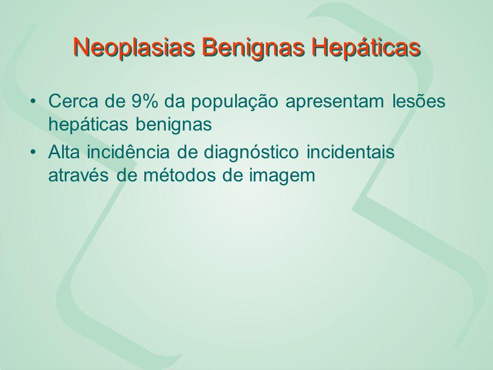 Neoplasias Benignas Hepáticas