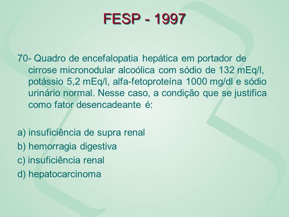 FESP - 1997