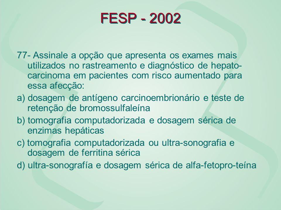 FESP - 2002