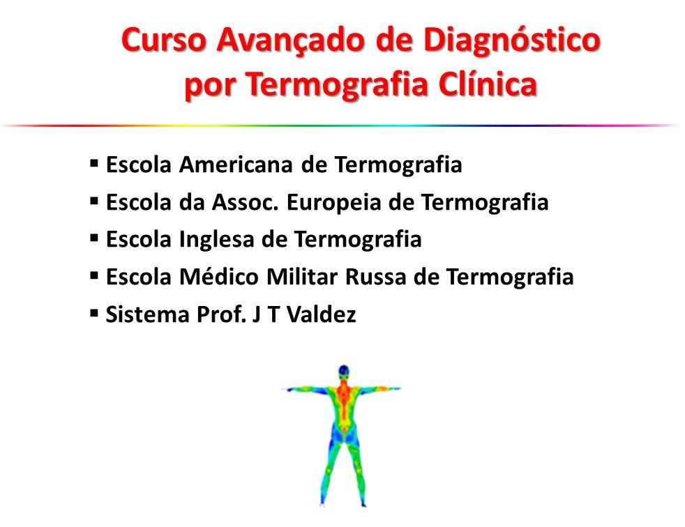Curso Avançado de Diagnóstico por Termografia Clínica