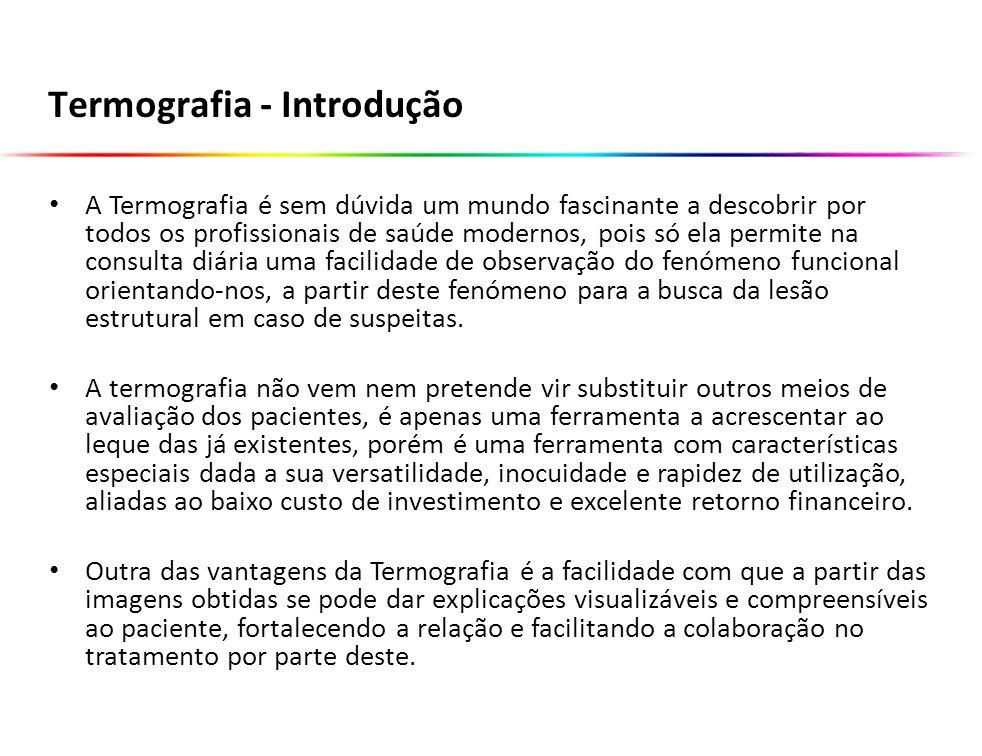 Termografia - Introdução