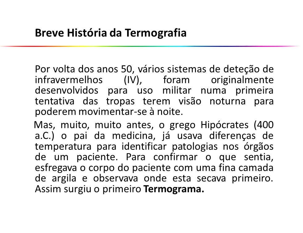 Breve História da Termografia