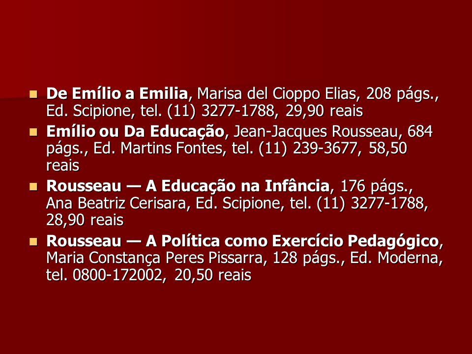 De Emílio a Emilia, Marisa del Cioppo Elias, 208 págs. , Ed