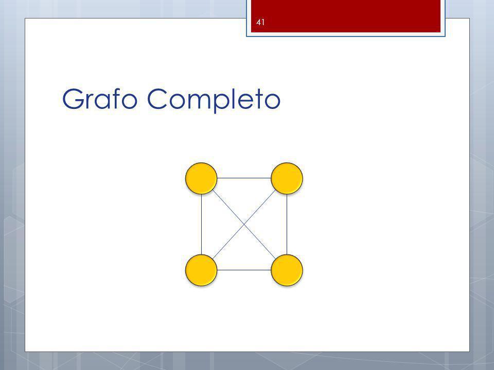 Grafo Completo
