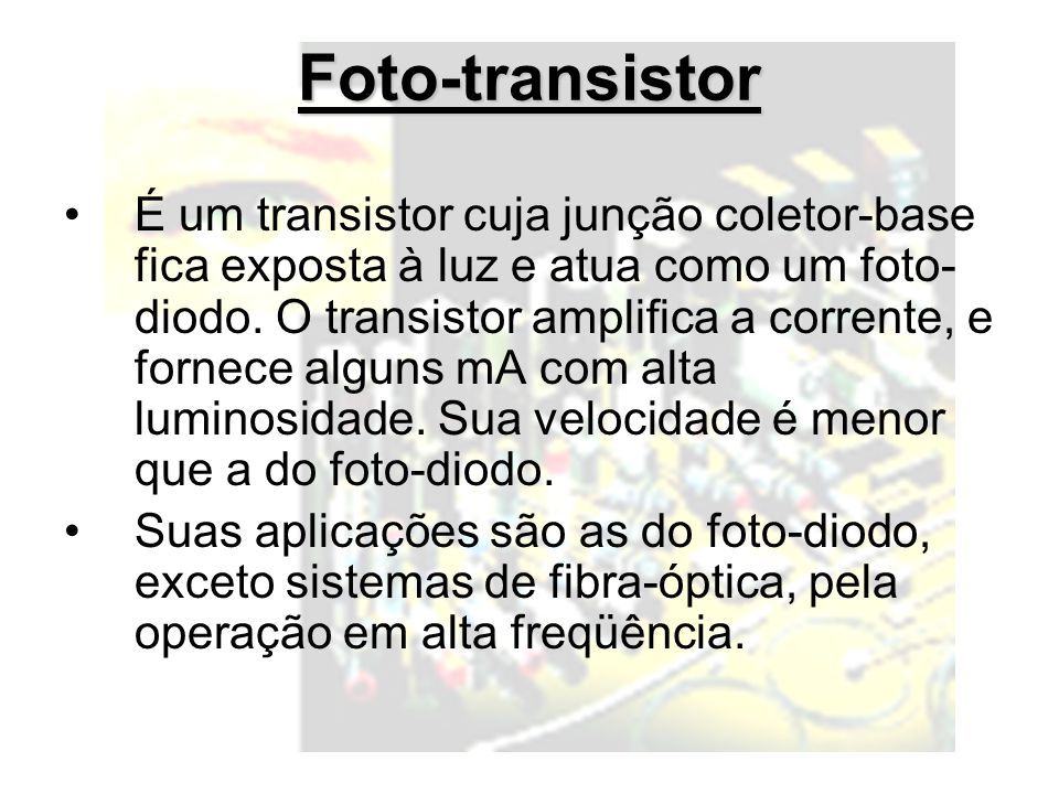 Foto-diodo