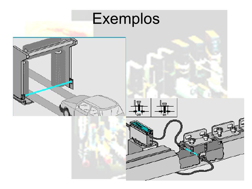 Utilização dos sistemas de sensores ópticos