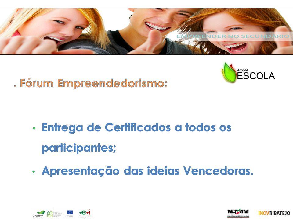 v . Fórum Empreendedorismo: