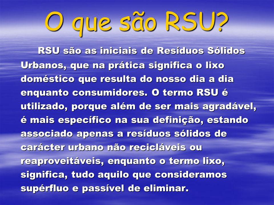 O que são RSU