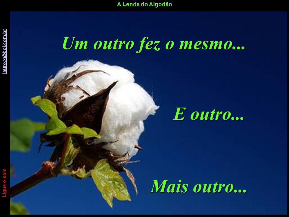 Ligue o som lauro.x@bol.com.br