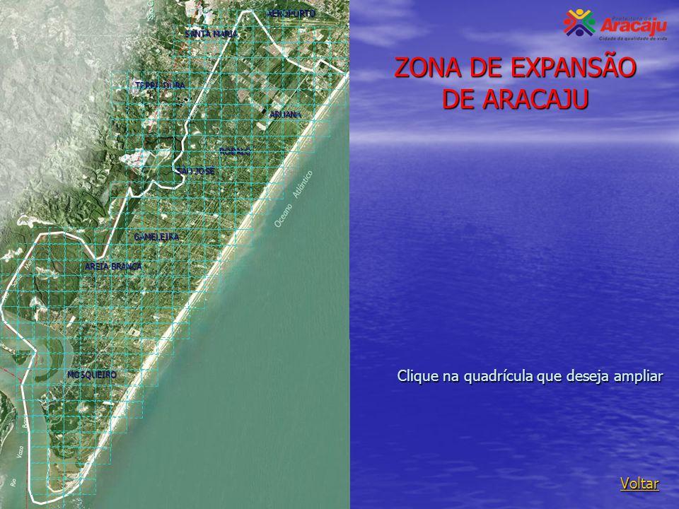 ZONA DE EXPANSÃO DE ARACAJU
