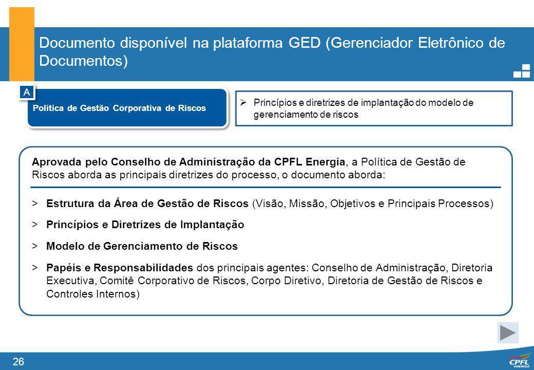 Documento disponível na plataforma GED (Gerenciador Eletrônico de Documentos)